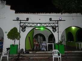 Alquiler de Luces para Eventos Y Fiestas