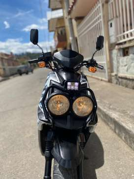 Se vende motoneta Daytona C150 año 2016 matricula 2021 traspaso directo.