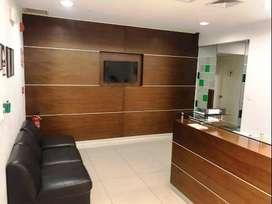 Excelente Oficina en Alquiler - Edif. Link Tower 470.80m270