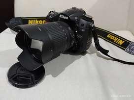Cámara Profesional Nikon D7000. Excelente estado.