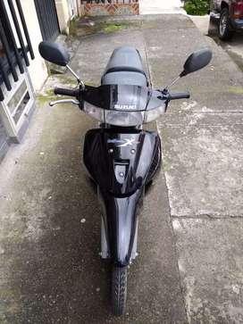 Moto Vivax 115 negra