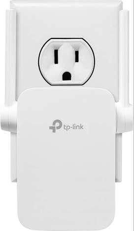 Tp-link Repetidor Extensor Inalámbrico 300mbps Wifi Extender 2 Antenas