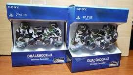 Joystick PlayStation 3 original nuevo  camuflado