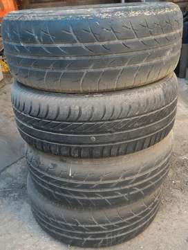 Cubiertas Marca Tigar (2da. marca de Michelin)