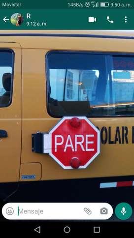 Vendo furgoneta escolar kia pregio