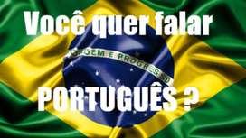 Clases de Portugués. Todos los niveles