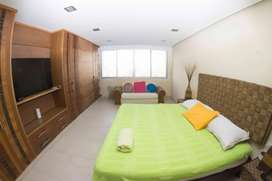 Hermoso apartamento en cartagena en el laguito.