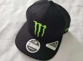 Gorra Monster Energy Valentino Rossi VR46