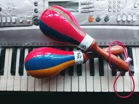 Maracas VM percusión