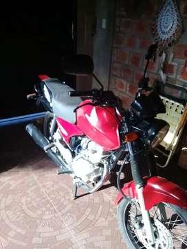 Vendo Honda titan 150