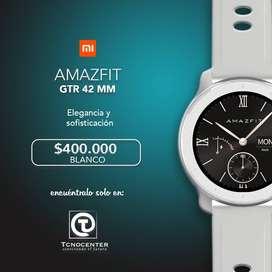 Xiaomi Amazfit GTR 42mm, nuevos, sellados, smartwatch, reloj inteligente, TIENDA FISICA.