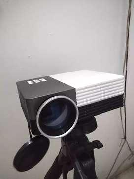 Video beam LED