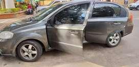 Se vende Chevrolet aveo emotion 2009