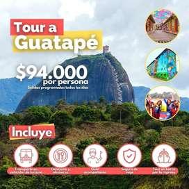 Tour Guatape (Salidas todos los dias)