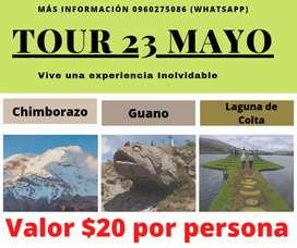 Tour Chimborazo