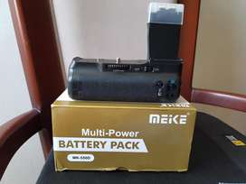 battery grip para camaras digitales canon 5D MARK 2 Y 60D NUEVOS IMPORTADOS