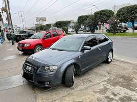 Audi A3- dos puertas - 2008 full cuero