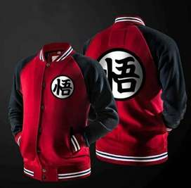 Chaqueta Abrigo de Dragon Ball