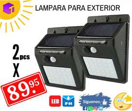 Lámparas Panel LED , Solar Recargables
