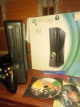Xbox 360 en obtimo estado
