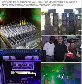 SERVICIO DE DJ WATSAPP