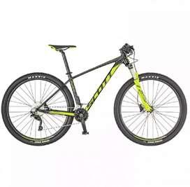 Bicicleta para Mbt Scott Scale 990/2019- negra