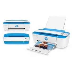 Impresora Hp3775 Multifuncion Color Wifi