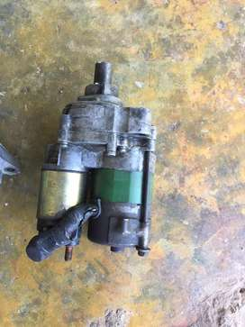 Motor de arranque honda civic