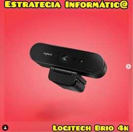 Camara Web Brio 4k Logitech
