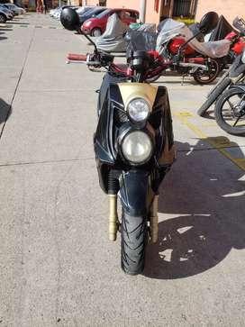 Yamaha bws 2 2009 160cc