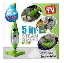 Maquina Limpieza Facil Hogar X5 A Vapor H2o Mop O X 12