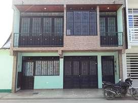 Venta de Casa 2 pisos