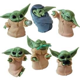 Figura Baby Yoda - Grogu Star Wars - The Mandalorian