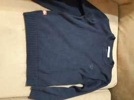 Sweaters de hilo talle 8