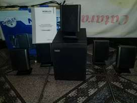 Home theater Noblex 5.1
