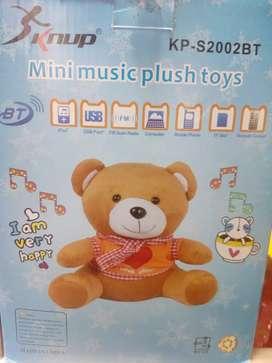 Oso Musical MP3