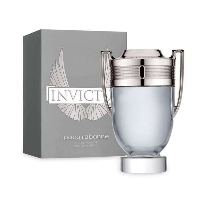 Perfume Invictus Paco Rabane original 100 ml 0