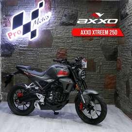 MOTOCICLETA  AXXO XTREEM 250, AL MEJOR PRECIO DEL MERCADO
