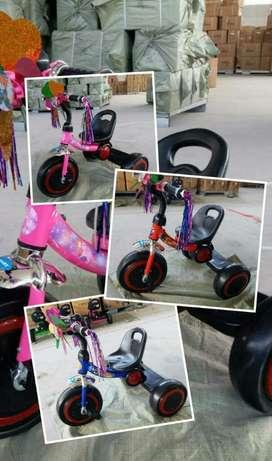 Triciclo Pedal Pedales Bicicleta