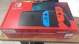 Nintendo Switch 2nd Generacion