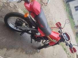 Honda xl 185 Clasica