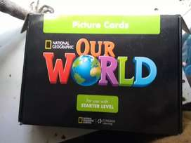 NatGeo Our World - English Picture Cards (Starter Level)