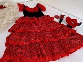 Venta disfraz Española Dama Antigua