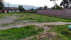 Vendo terreno 250 mts cuadrados