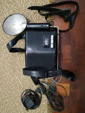 Flash Braun a batería