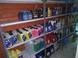 Lubricentro Stock Inicial Filtros Lubricantes Aditivos Y Mas lote de más 530 productos