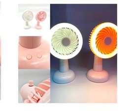 Ventilador Electrico Portatil Ventilador De Escritorio Usb