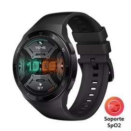 OFERTA! Huawei Watch GT2e Negro / Reloj Inteligente Deportivo / Smartwatch NEGRO