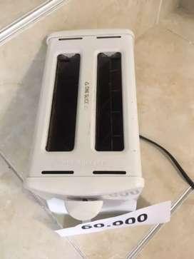 Tostadora eléctrica