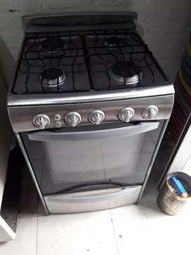Cocina Patrick con chispero eléctrico y luz horno